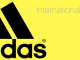Adidas international shopping